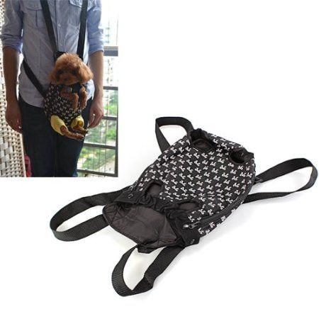Hunde Rucksack Hunderucksack Hundetasche Hundetragetasche Schleife ...