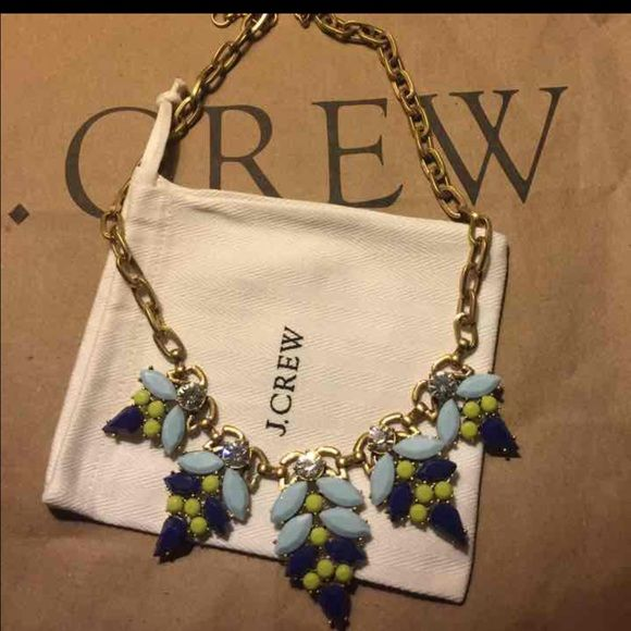 NWT J CREW Necklace New with tag j crew necklace J crew Jewelry Necklaces