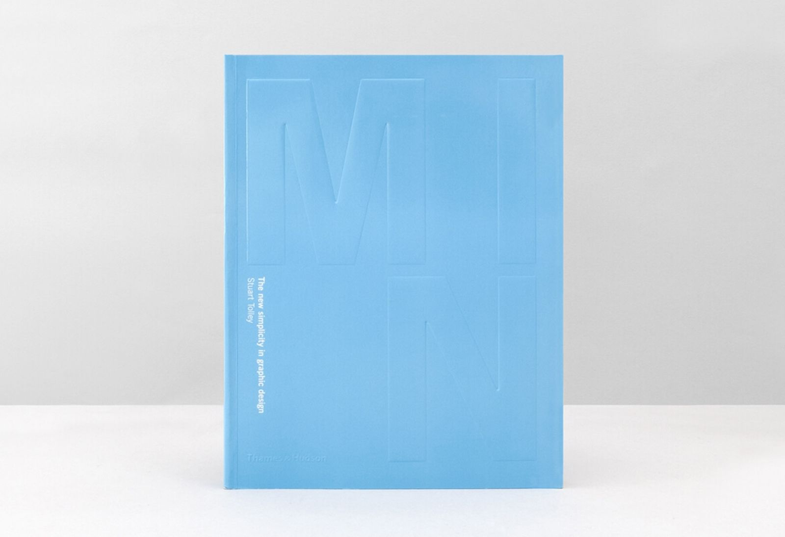 A survey of beautifully minimal branding, packaging and more in book form