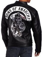 Sons Of Anarchy Leather Jacket Sons Of Anarchy Leather Jacket Jackets