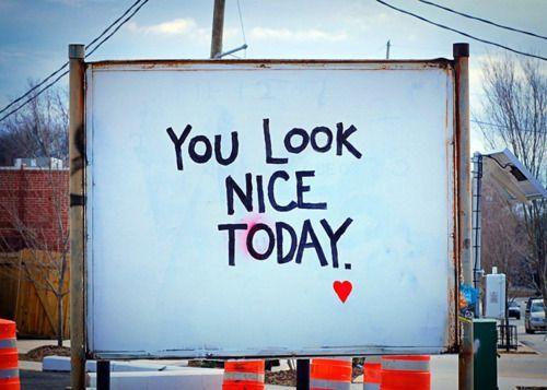 You do!