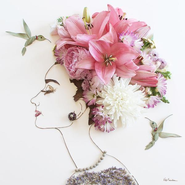 Даме цветы