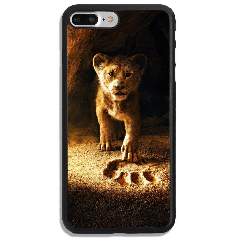 The Lion King 2019 Disney Step Print On Hard Cover Phone Case For ...