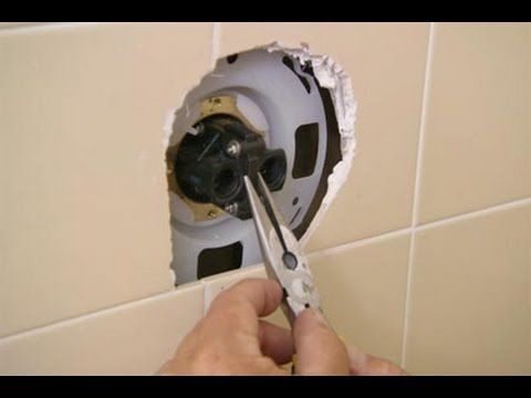 Anti Scald Shower Valve.How To Repair A Shower Anti Scald Pressure Balancer This