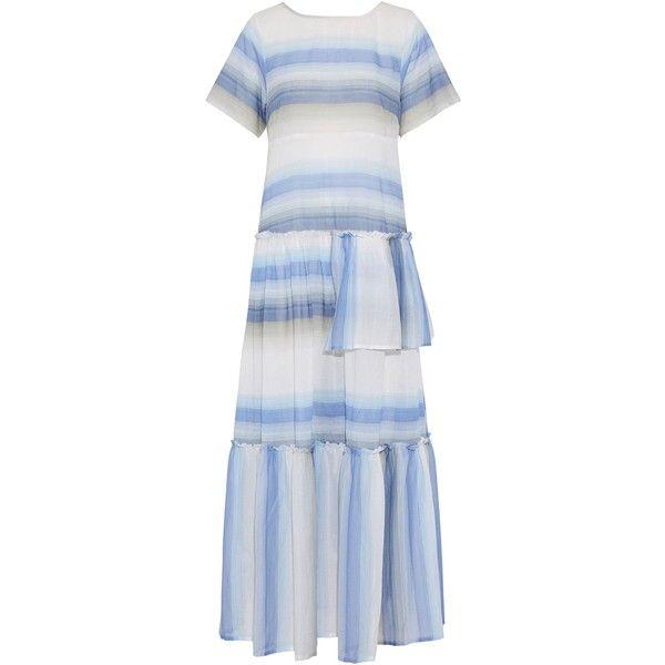 striped dress - Blue Lemlem nPCcz