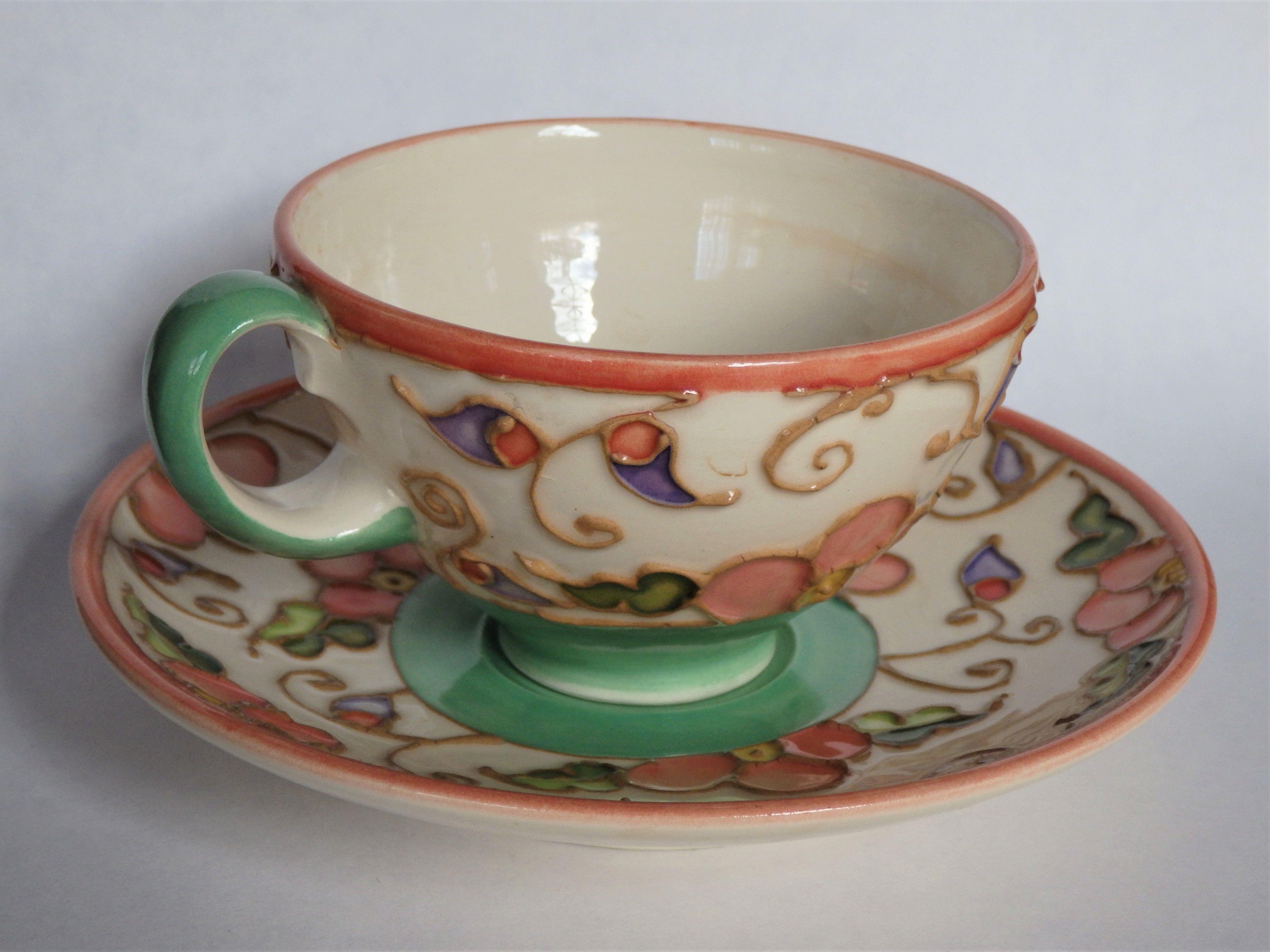 Janna Ferris Australia Vintage Tea Cup Set Tea Cups Vintage Tea Cups