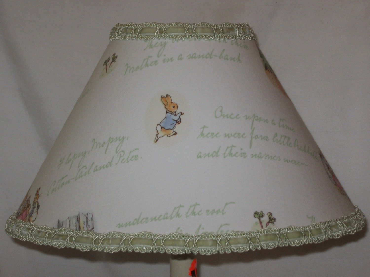Peter Rabbit Lamp Shade M2m Pottery Barn By
