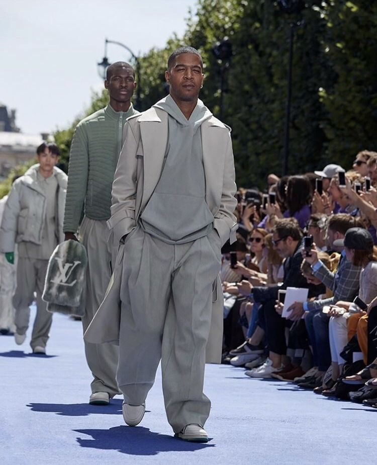 Kid Cudi Louis Vuitton 2019 Lv Men Fashion Kid Cudi