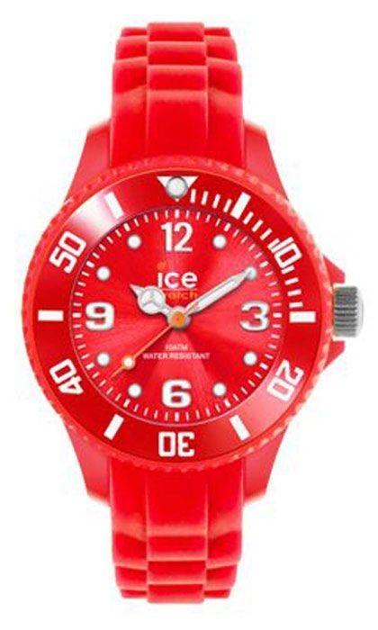 Ice Watch Sili Forever Red - Mini SI.RD.M.S.13 versandkostenfrei, 100 Tage Rückgabe, Tiefpreisgarantie, nur 69,00 EUR bei Uhren4You.de bestellen