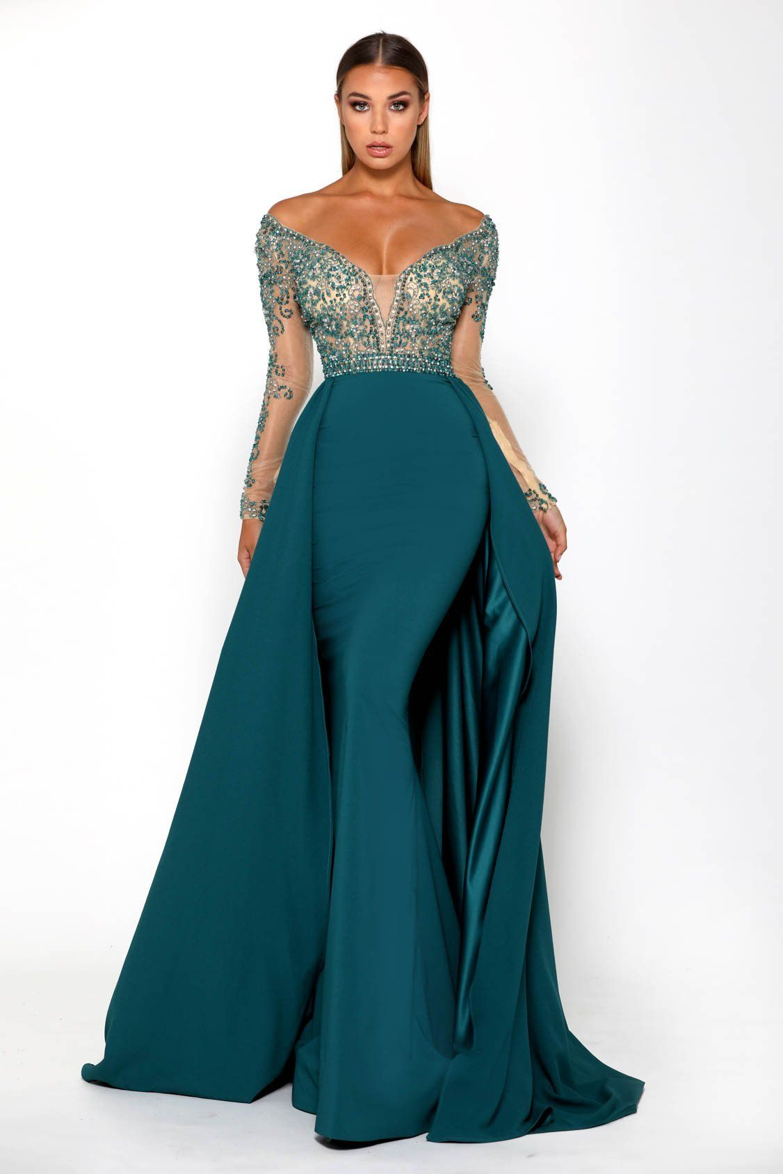 c923cd0e23a3 Portia and Scarlett 17JM in 2019 | Steal the Look | Scarlett dresses ...
