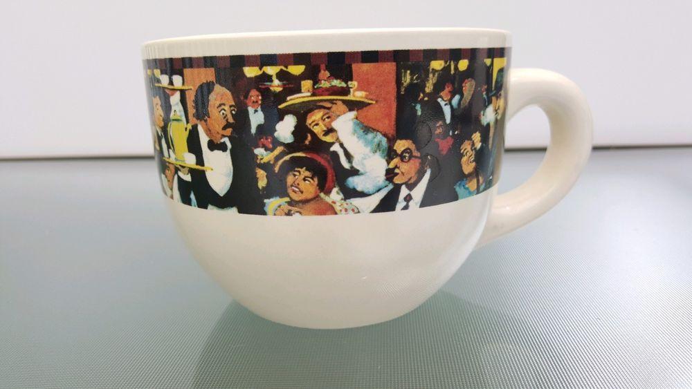 California Pantry Guy Buffett Oversized Ceramic Coffee Mug Cup 16 Oz Collectibles Decorative Collectibles Mugs Cups Ebay Mugs Mug Cup Coffee Mugs