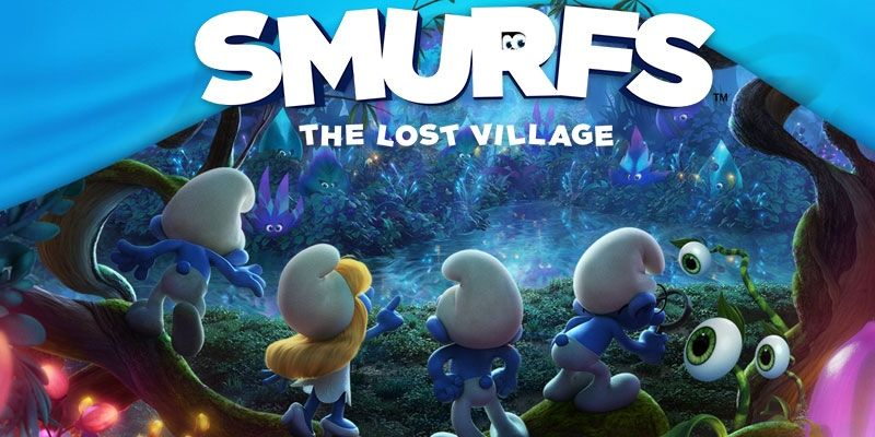 Smurfs: The Lost Village - Toronto4Kids - April 2017