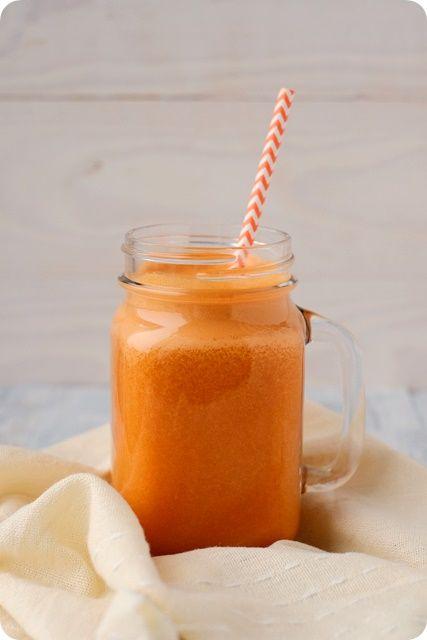 Apfel Orangen Karotten Saft Frl. Selbstgemacht | Entsafter