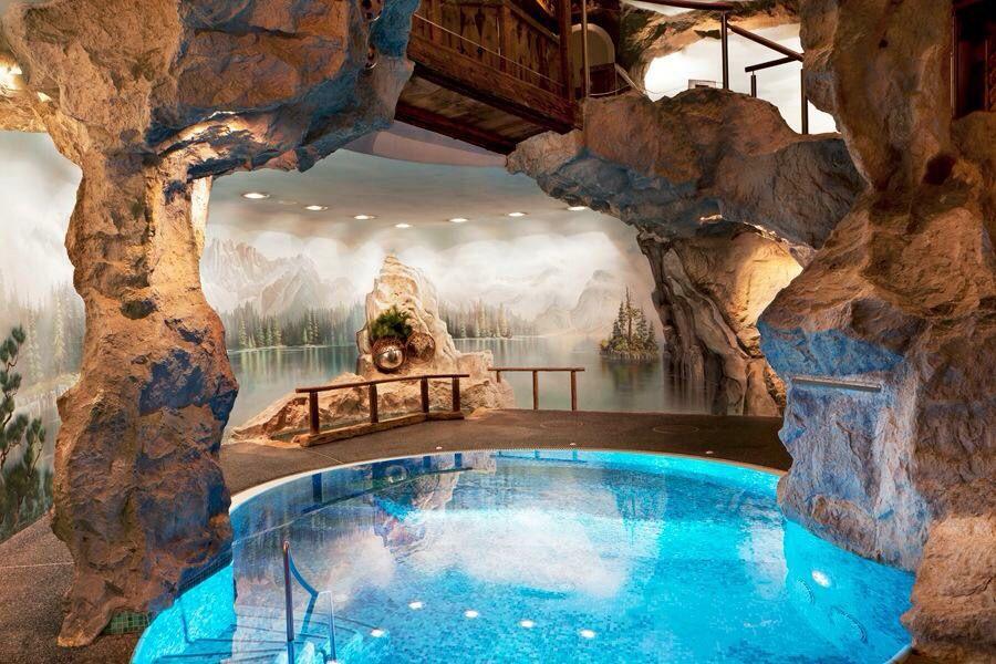 Hotel Adler Ortisei Bolzano Un Sogno Diventato Realta Cool Pools