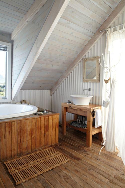 Rustikales Badezimmer Romantisch Gestalten   Http://cooledeko.de/badezimmer  Ideen