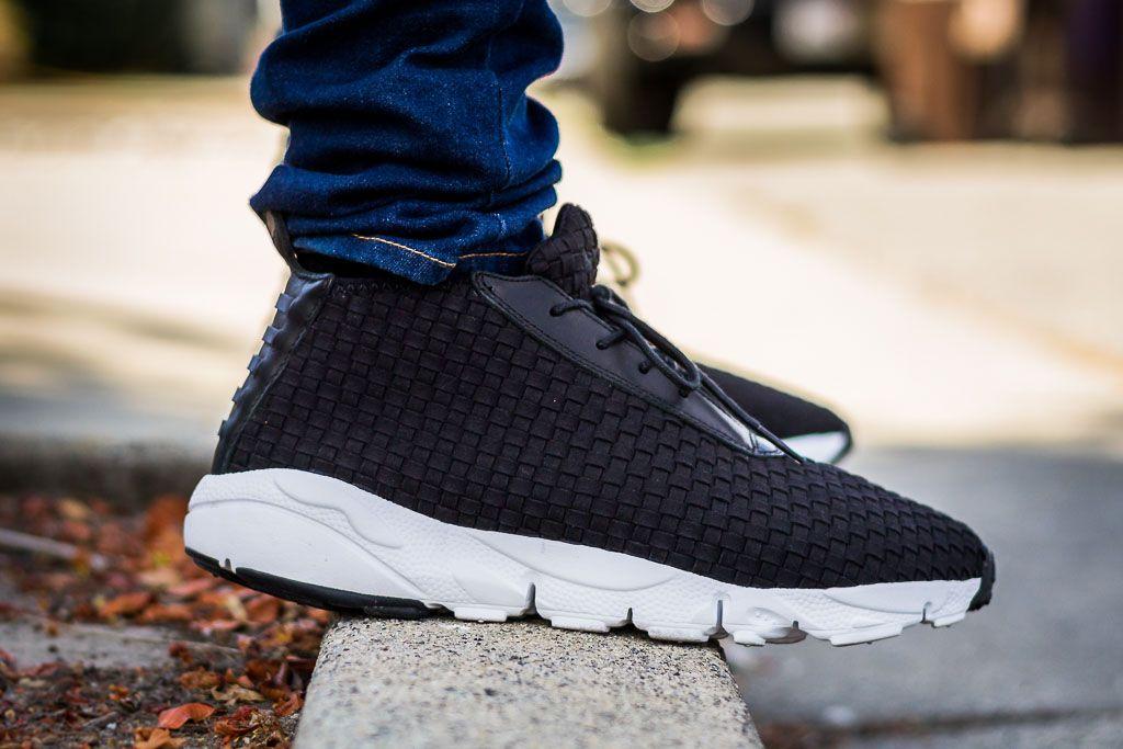 Nike Air Footscape Desert Chukka Black