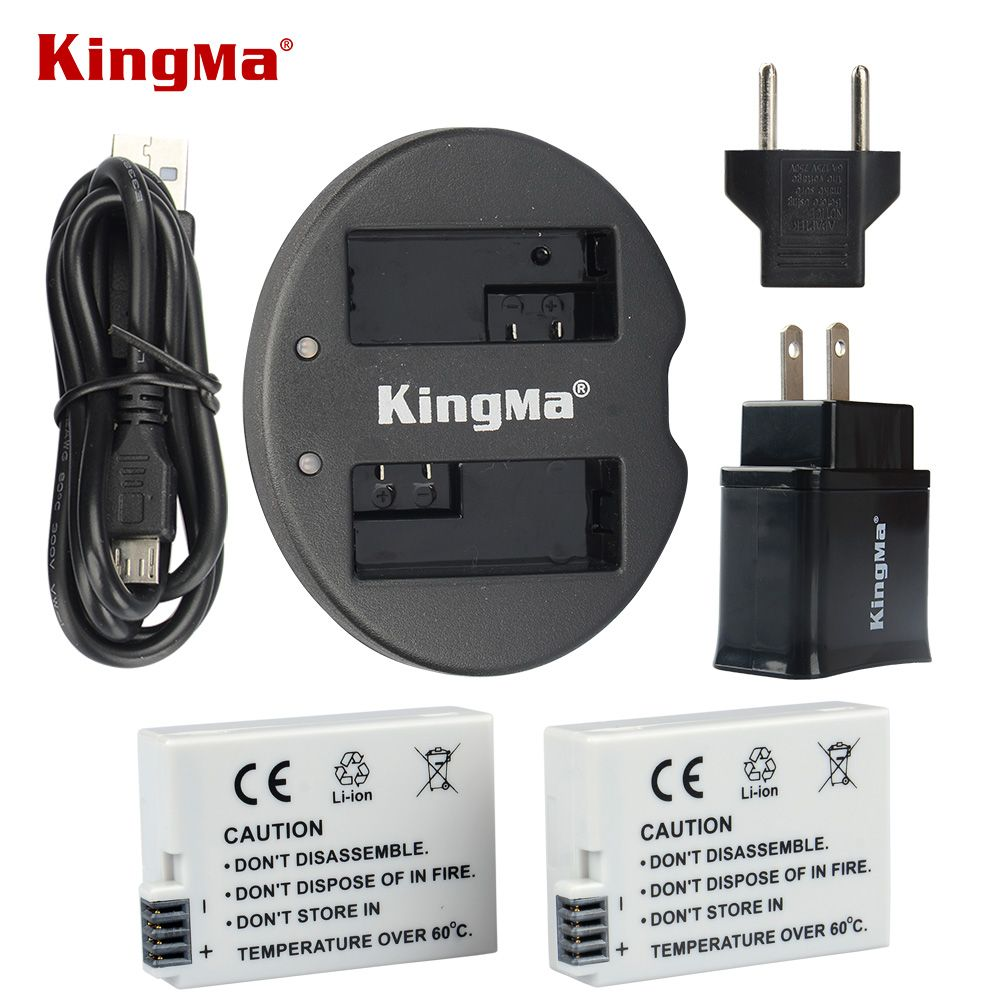 Kingma Lp E8 High Capacity Li Ion Battery For Canon T2i And T3i Lithium
