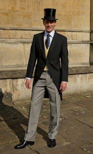dress code for men in the royal enclosure at ascot