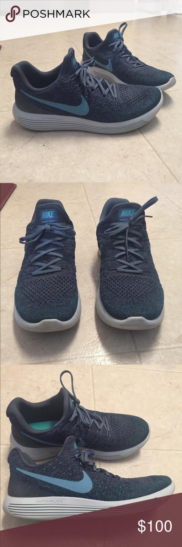 graffiare antibiotici Millimetro  MENS NIKE LUNARLON RUNNING SHOE •Nike Lunarlon running shoes •size men's 10  1/2 •barley worn, great condition •no … | Nike men, Running shoes, Running  shoes nike