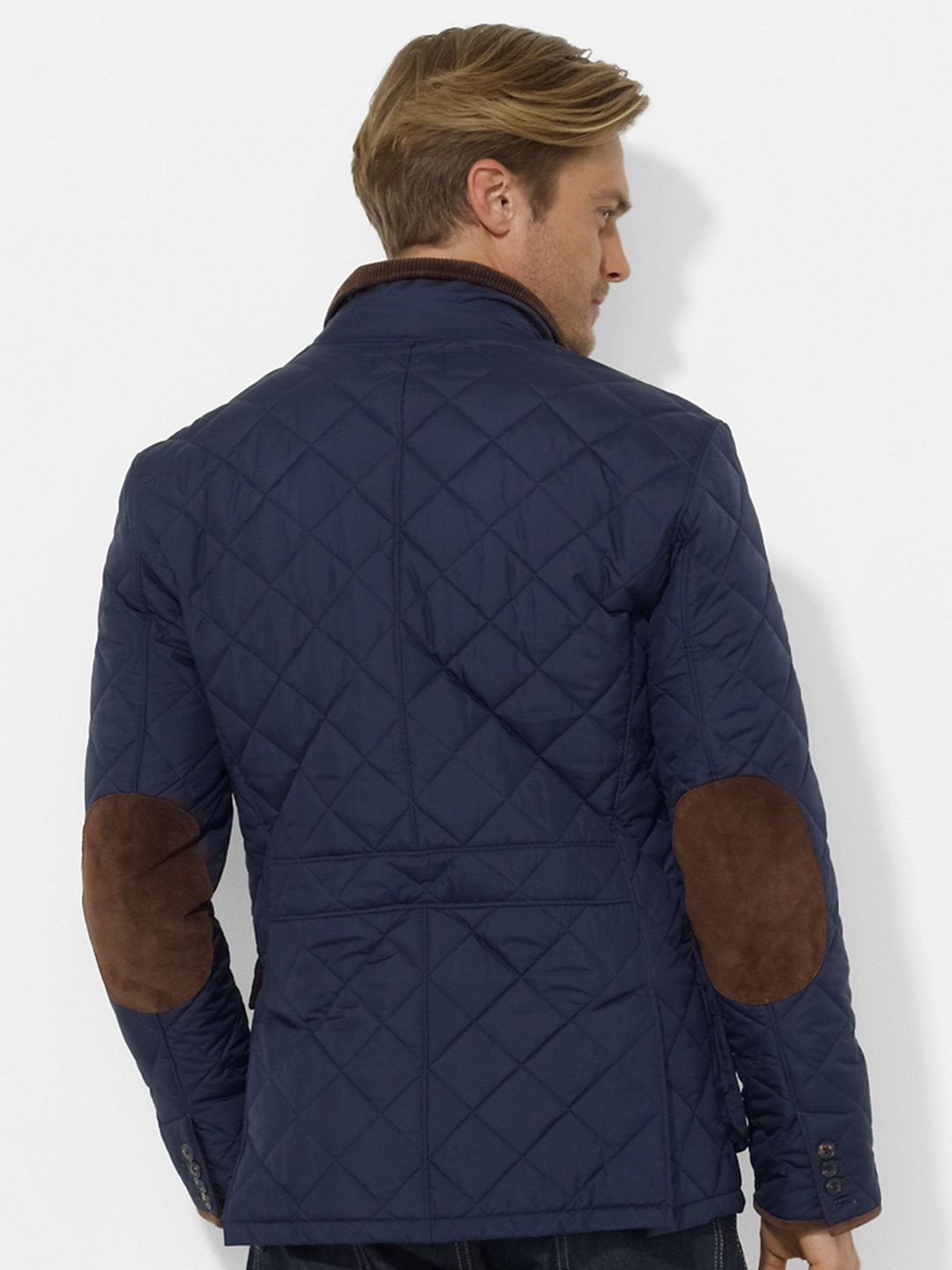 Quilted Sport Coat - Ralph Lauren ... normally don t love the quilted  pieces 88ddaec3181