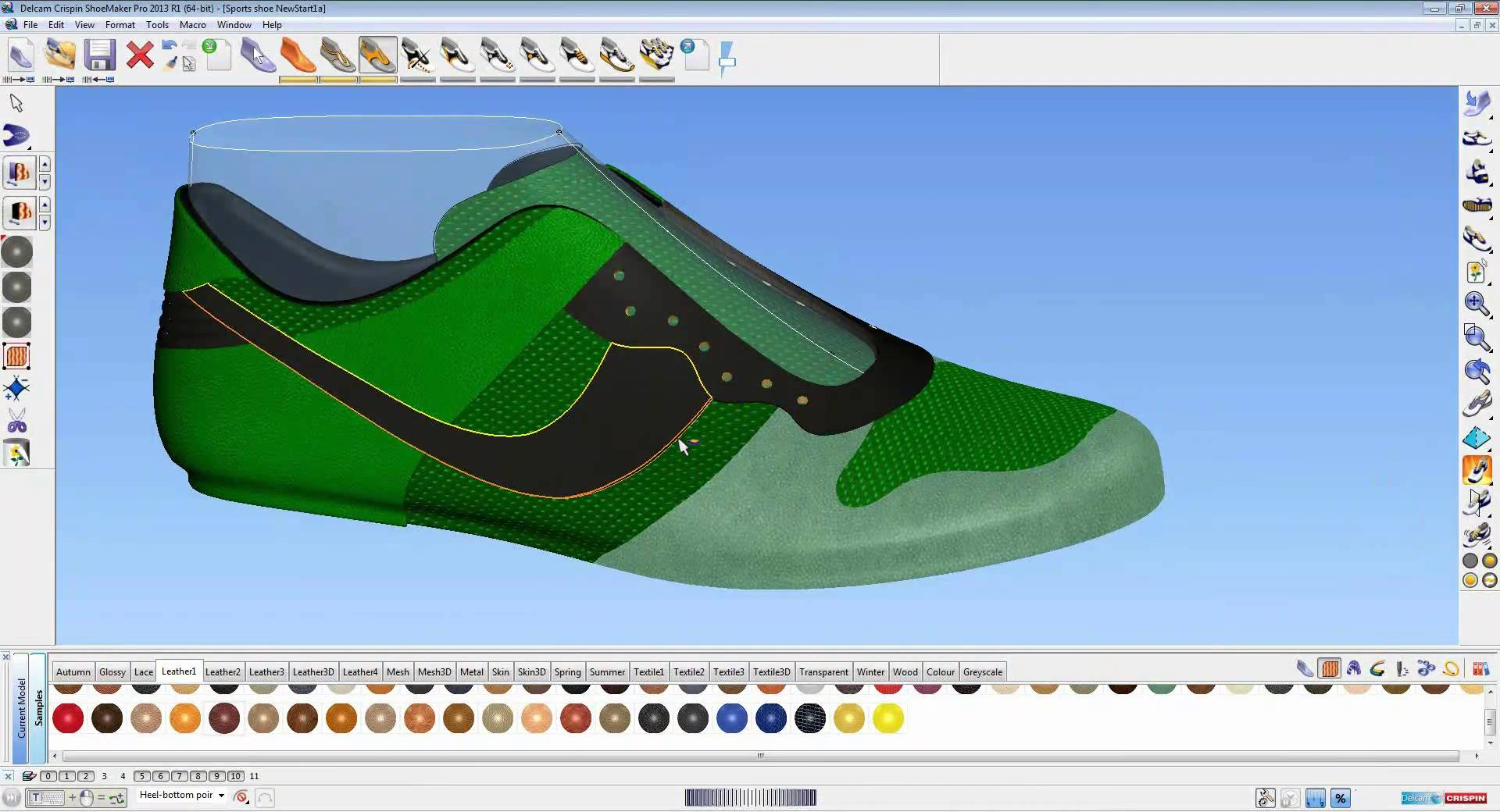 How To Use 3d Shoe Design Software 3d Printed Shoes Designer Shoes Shoes
