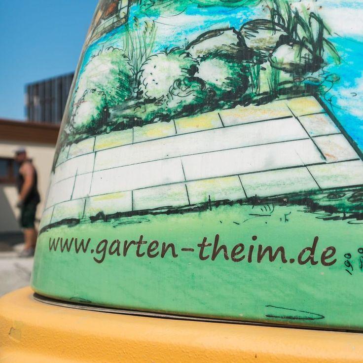 Unterwegs! #garten #garten #gar