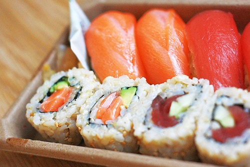 Follow Me For More Hd Picture Of Your Fav Food Food Sushi Japanese Street Food