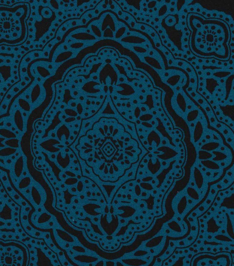 Keepsake Calico™ Cotton Fabric-Hanna Large Medallion