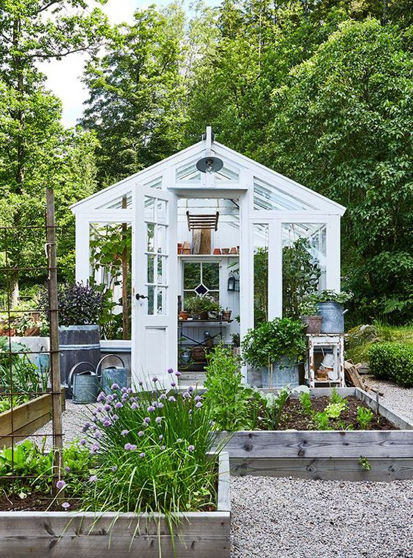 25 Cute And Inspiring Garden Shed Ideas | Home Design And Interior
