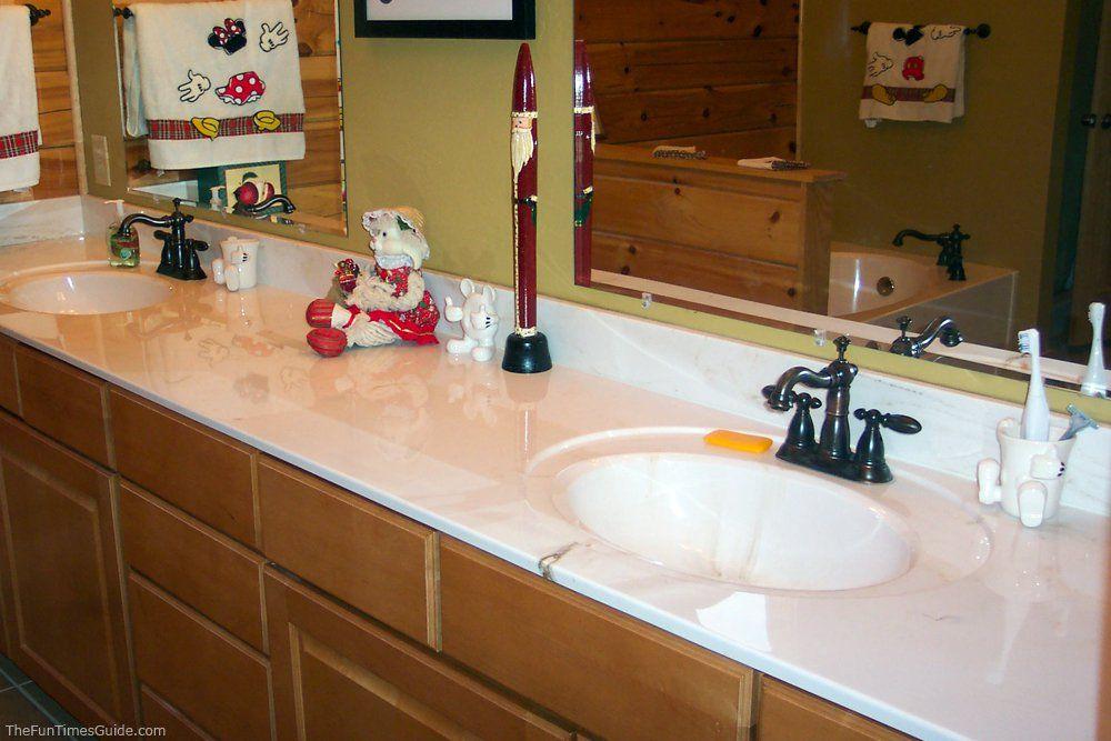 How To Clean Marble Countertops & Bathroom Vanities