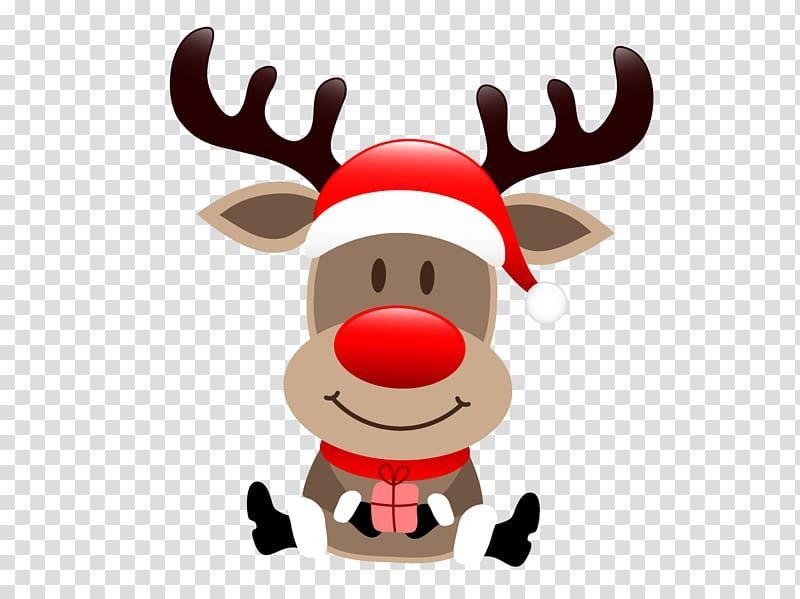Rudolf The Red Nose Reindeer Illustration Rudolph Santa Claus S Reindeer Santa Claus S Reindeer Christma Rudolph Cartoon Cartoon Reindeer Christmas Reindeer
