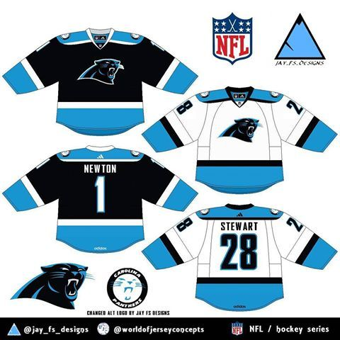 half off b36c4 4de94 carolina panthers hockey jersey