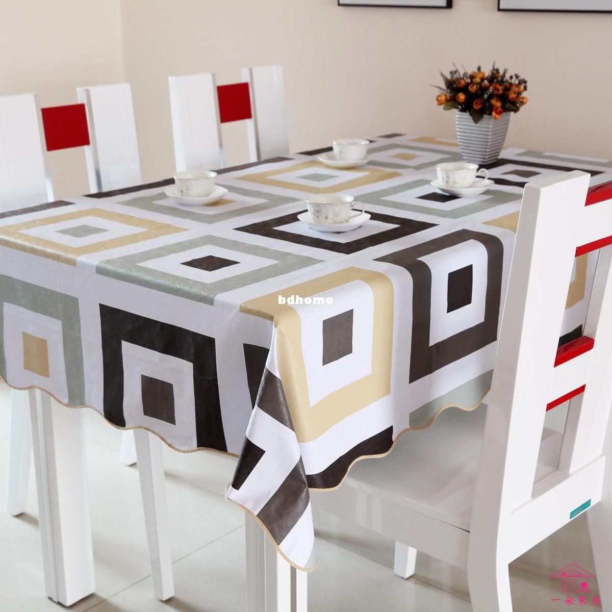 27 Cozy Dining Room Tablecloth - 2719  Dining table cloth, Dining