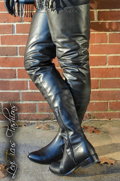 My Rules of Design. Classy fashion High-Rize thigh boots and the clothing/accessories with which they partner. Evolving perceptions of thighboots