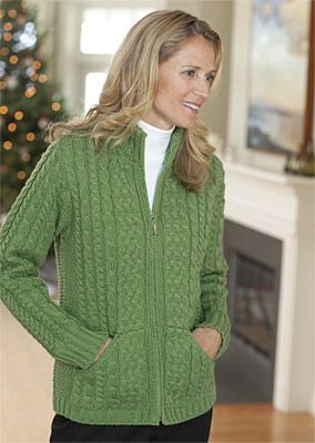 a4427e55ef78a Just found this Womens Zip Front Cardigan Sweater - Zip-Front Irish Tweed  Cardigan -- Orvis on Orvis.com!