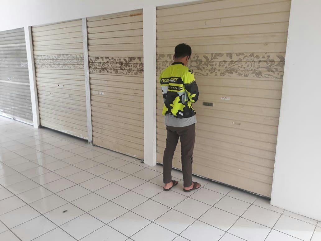 Rolling Door / Folding Gate jakarta 081295335339 Rolling