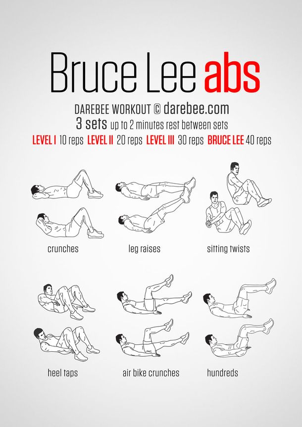10 Stomach Fat Burning Workouts
