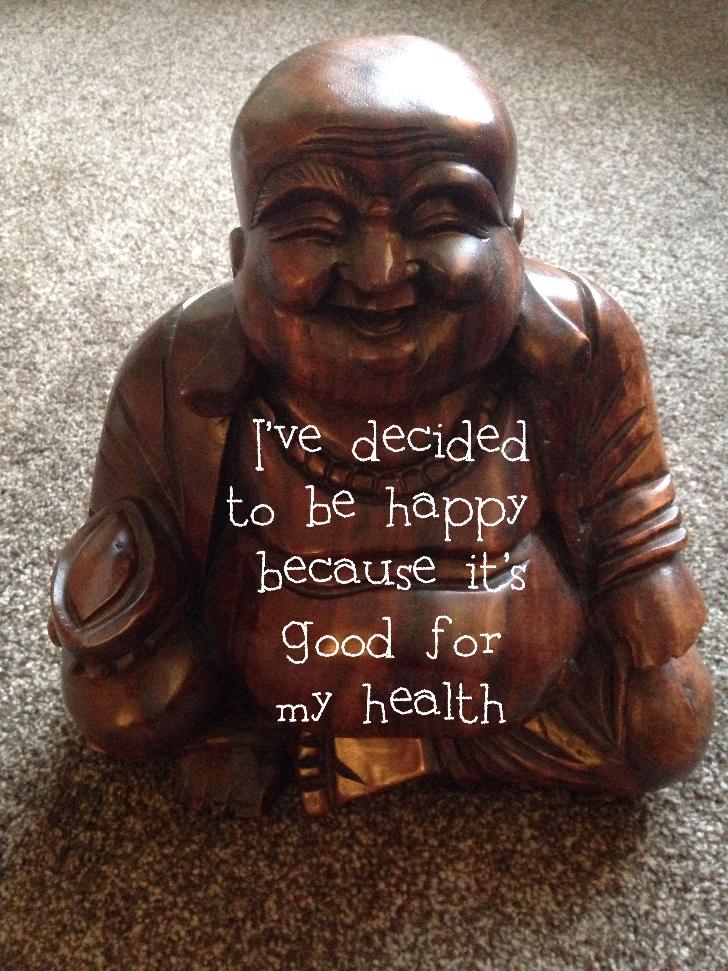 Laughing Buddha Say Smile Manifesto Happy Quotes Buddha
