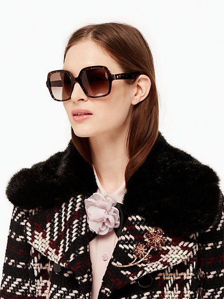 628d41e83dc8 katelee sunglasses | Kate Spade New York | Accessorize and ...