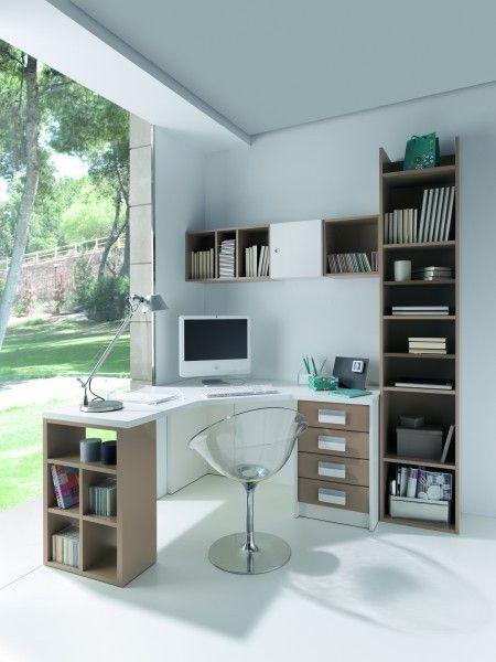 Mesa de estudio \u20ac 740,00 study room Pinterest Desk layout