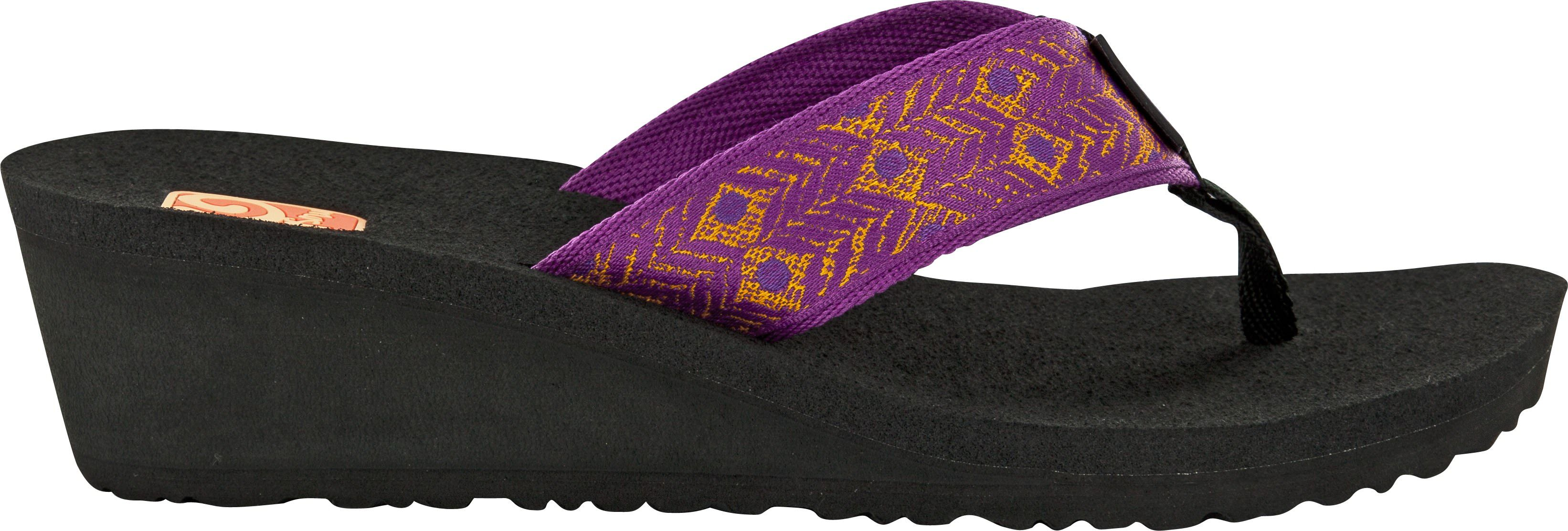 Teva Mush Mandalyn Wedge 2 For Women  Wedge Flip Flops -5151