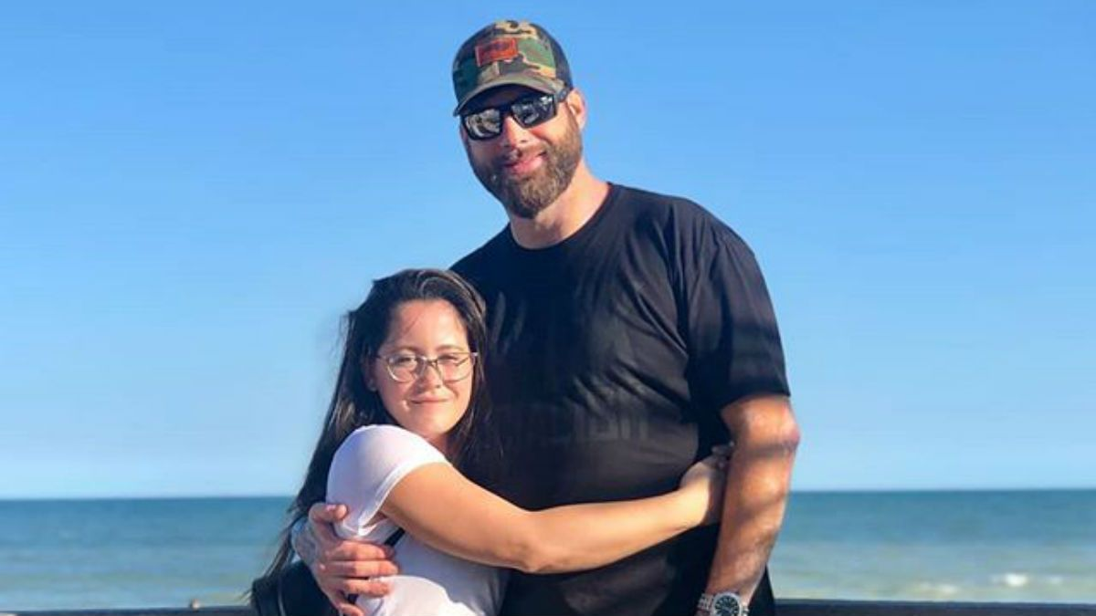 Jenelle Evans and David Eason are handing out parenting tips in new series. #TeenMom #MTV #JenelleEvans