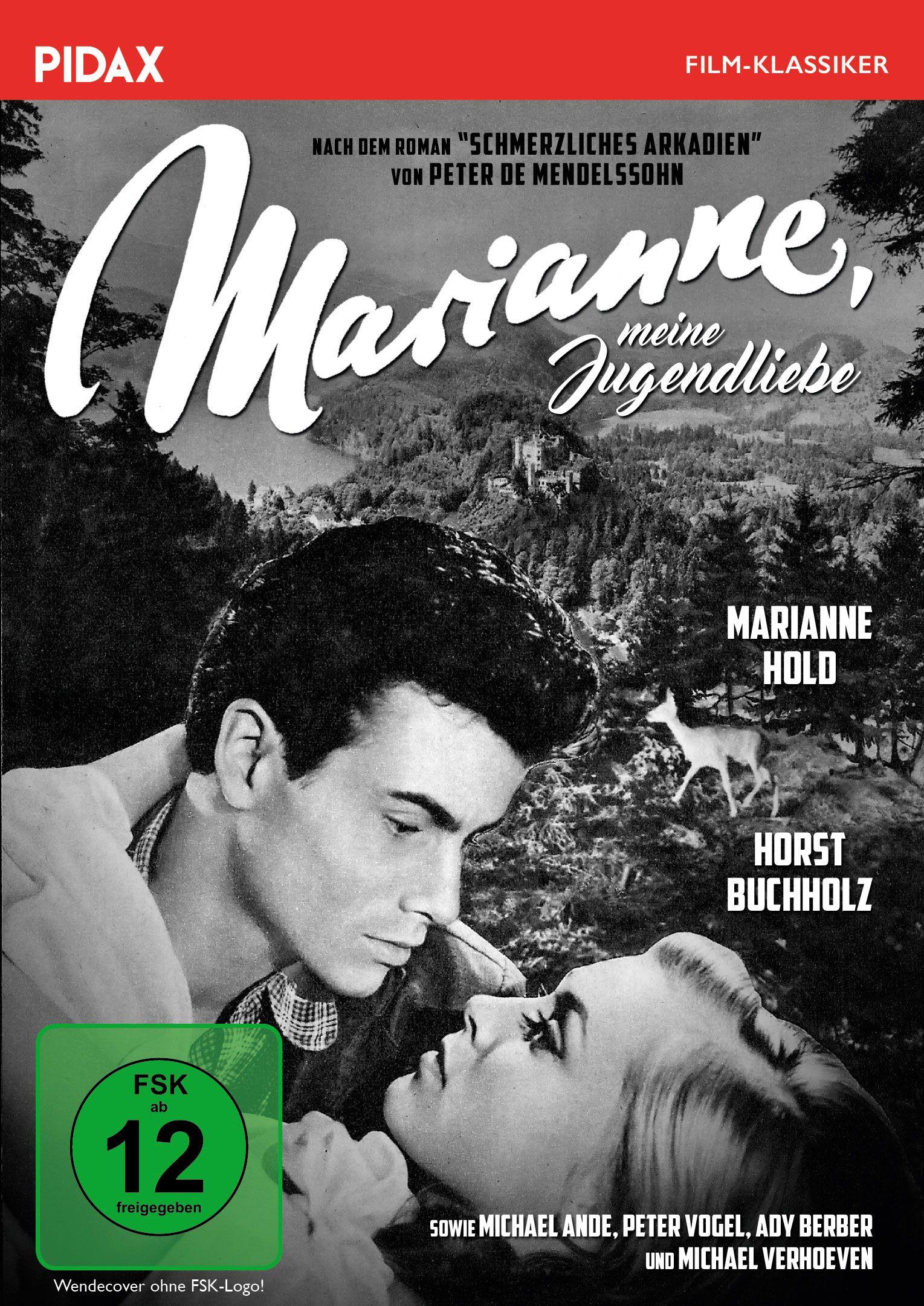 Marianne, meine Jugendliebe | PIDAX Film-Klassiker | Pinterest ...