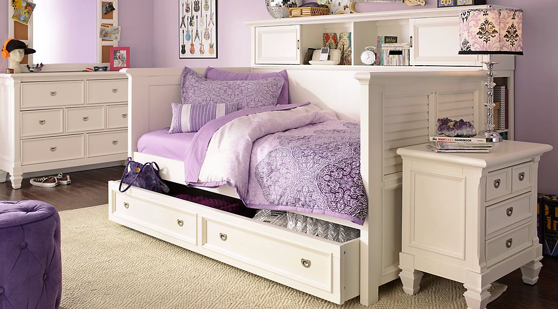 Affordable Daybed Twin Bedroom Sets Rooms To Go Kids Furniture