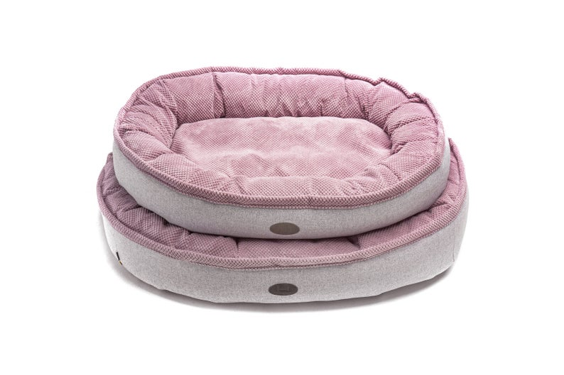 Bagel Style Dog Bed Durable Bedding Supportive Cushion Machine Washable Large Dog Bed Large Dog Bed Dog Furniture Modern Dog Bed Dog Beds In 2020 Dog Bed Large Dog Bed Modern