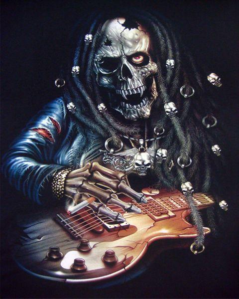 дмб картинки скелетов рокеров киви