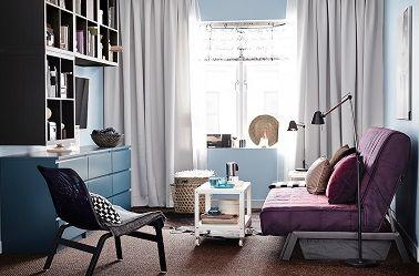 petit-salon-ikea-moderne-meuble-astucieux.jpg (378×249)   interior ... - Petit Meuble De Salon Design
