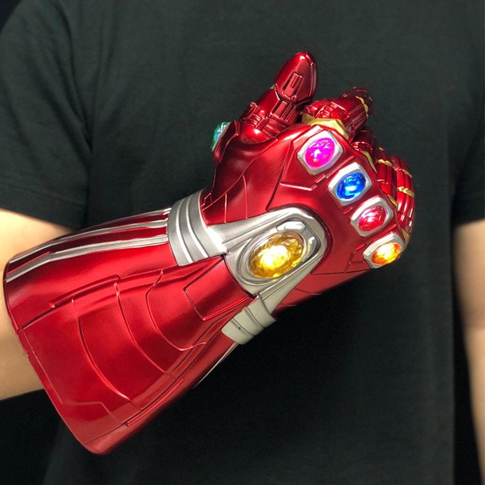 Avengers Endgame Iron Man Nano Gauntlet Marvel Goodies Iron Man Series Avengers Iron Man