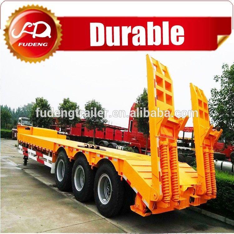 Low bed semi trailer Dump trucks for sale, Dump trucks