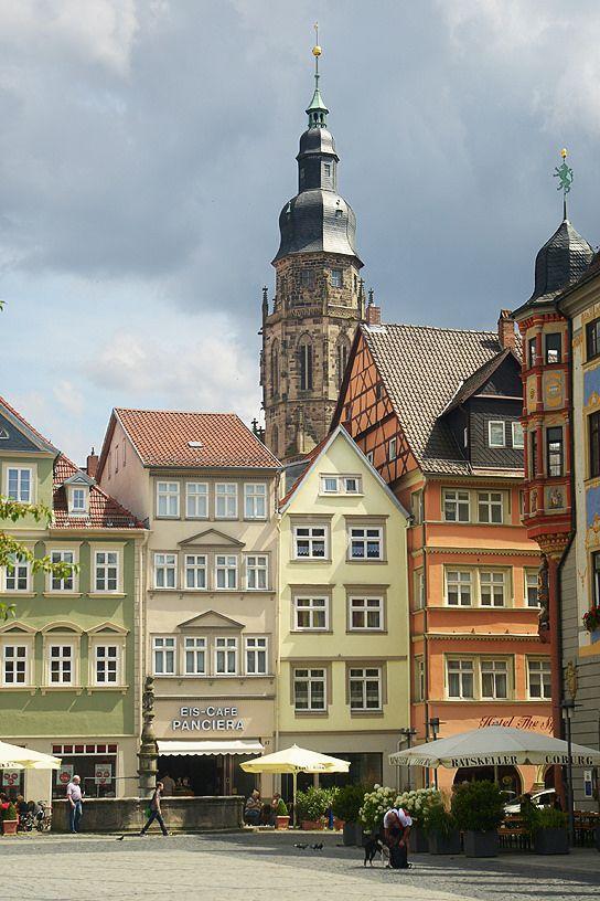 Coburg, Bavaria_ Germany